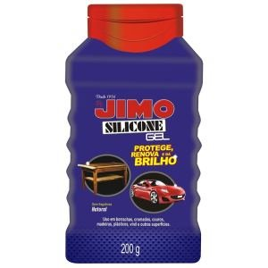 Silicone Gel Natural 200g - Jimo