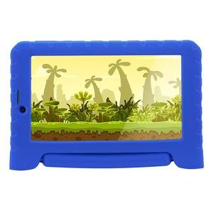 "Tablet Multilaser Kid Pad NB291, Azul, Tela 7"", 3G+WiFi, Android 8.1, 2MP, 8GB"