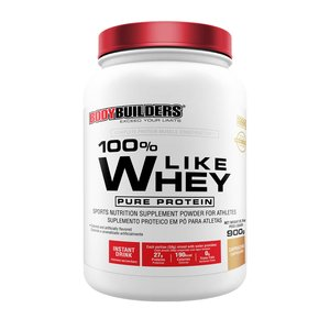 100%PURA DO LEITE LIKE WHEY  PROTEIN 900g CAPPUCCINO