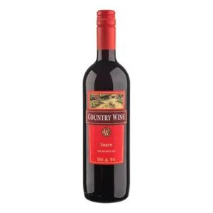 vin country wine tinto suave 750ml