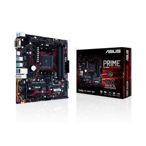 Mother Asus Prime B450M Gaming/BR, AMD AM4, mATX, DDR4